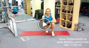 Core Strength, Body-Weight and Pilates Exercise Sample Routine - in South Dublin, Personal Training, Personal Training