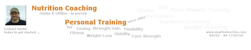 Oct. 2020 – Online Personal Training/Coaching South Dublin Foxrock, Sandyford, Leopardstown, Rathfarnham